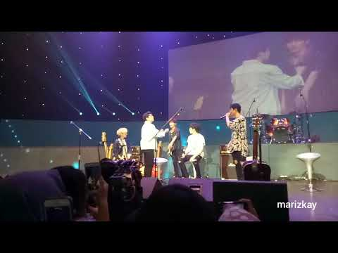 170826 DAY6 LIVE AND MEET IN JAKARTA (Session 2/Full Games)
