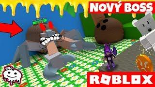KRABÍ BOSS 😱 NOVÝ UPDATE + ZDARAMA BEAR BEE - Bee Swarm Simulator | Roblox tNo