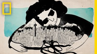 Beautiful Animation Shows What It's Like to Be Homesick in a New Country | Short Film Showcase