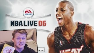 WORST BASKETBALL GAME EVER!? | NBA LIVE '06