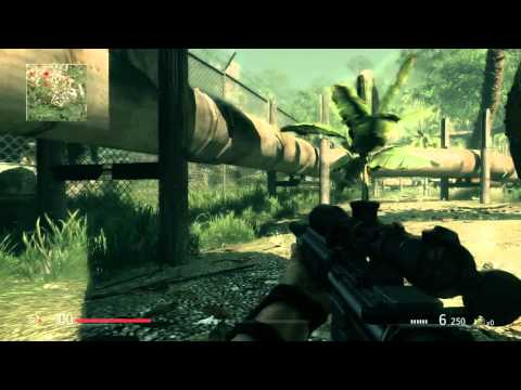 Let's Play Sniper Ghost Warrior #014 - Ernesto Salazar