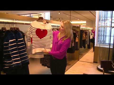 Window Shopping At Bergdorf Goodman