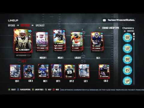 Madden 17 Ultimate Team :: We Got Legend Willie McGinest! 99 Overall!  :: Madden 17 Ultimate Team