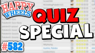 DICKES QUIZ SPECIAL! - WIE HOCH KANN MAN IN MINECRAFT BAUEN?! ✪ Happy Wheels #582