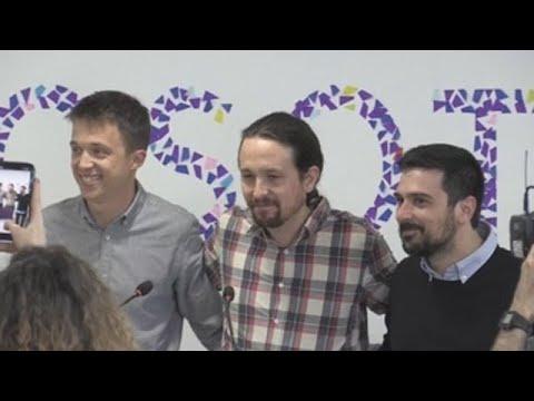 Iglesias confía en Errejón para encabezar una candidatura unitaria