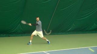 Теннис. Дневник тренировок. 33.