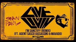 Sean Paul Ft Mavado & Agent Sasco - I'm Sanctify | Official Audio | March 2021
