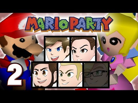 Mario Party 1: GROUND POUND - EPISODE 2 - Friends Without Benefits
