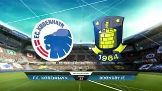 FC København 1-1 Brøndby IF / Alka Superliga / Runde 33