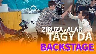 Ziruza & Alar - Tagy da (backstage клипа)