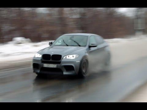 BMW X6M (900л.с.)Тест-драйв.Anton