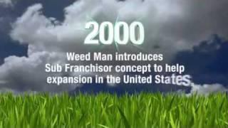 Weed Man History
