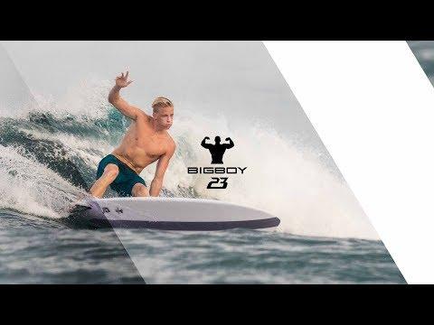 TEC BIGBOY 23 - Torq Surfboards
