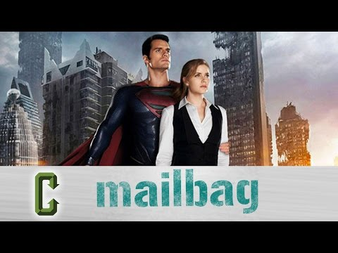 Collider Mail Bag - Is Lois Lane Going To Die In Justice League?