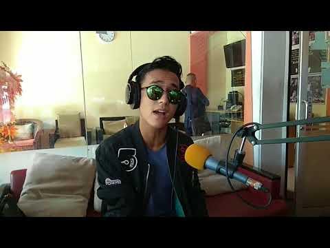Aiman Tino Visit Serang Radio