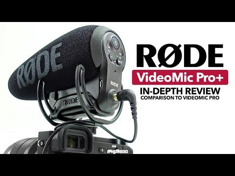 Røde VideoMic Pro Plus —In-Depth Review — Comparison to Rode VideoMic Pro [4K]