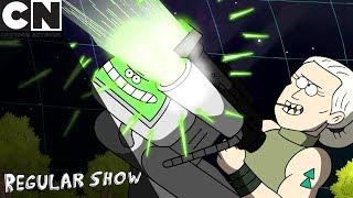 Regular Show | Robots Attack | Cartoon Network