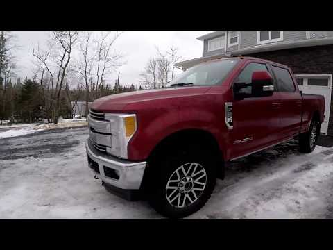 2017 F250 6.7 Powerstroke 4 Month Review