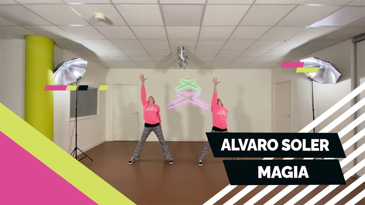 Alvaro Soler - Magia - Easy to Follow - Choreo - Choreography - Coreo - Coreografía - Bailar - Dance
