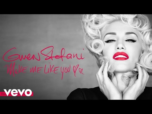 Gwen Stefani - Make Me Like You (Audio/Chris Cox DMS Remix)