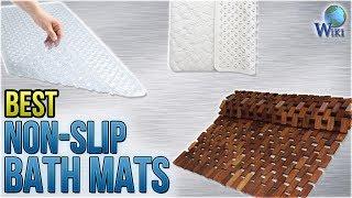 10 Best Non-Slip Bath Mats 2018
