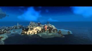 World of Warcraft: Legion - Exploring  Broken Isles - REALLY EARLY ALPHA - Sandbox