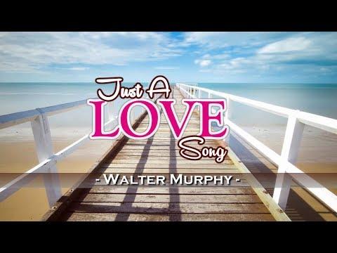 Just A Love Song - Walter Murphy (KARAOKE)