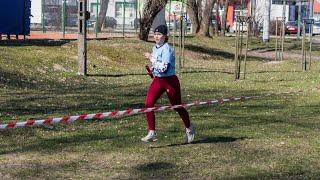 Sztafetowe biegi przełajowe - dziewczęta