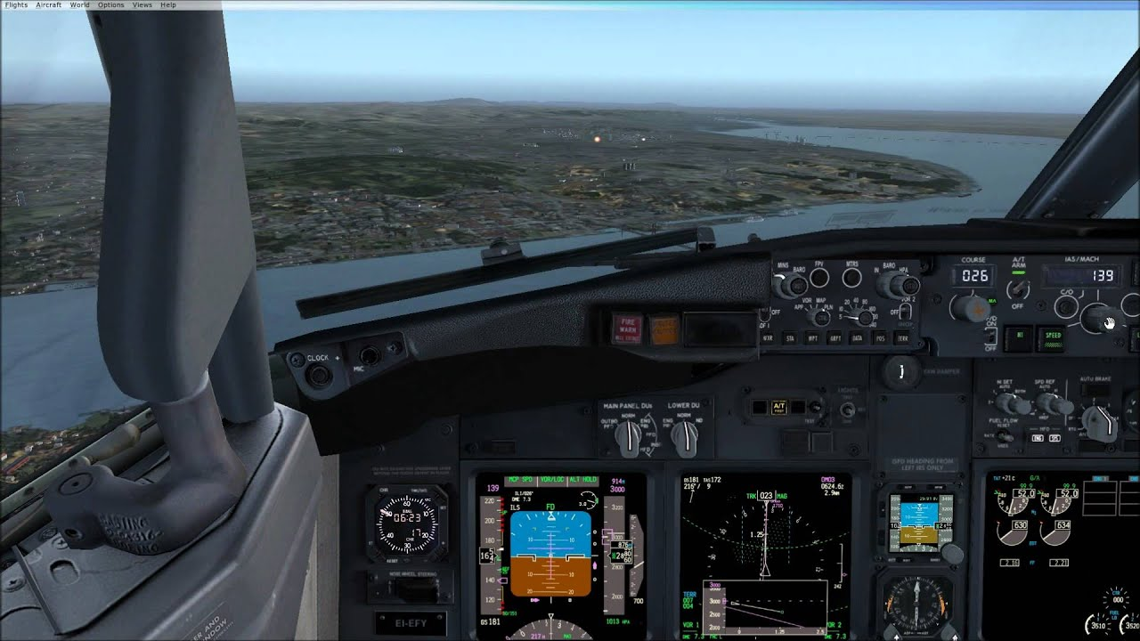 fsx manual flight in the boeing 737 800 ng youtube rh youtube com manual ifly 737ng fsx ifly 737 manual pdf