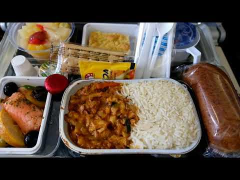 Kosher Meal Singapore Airlines