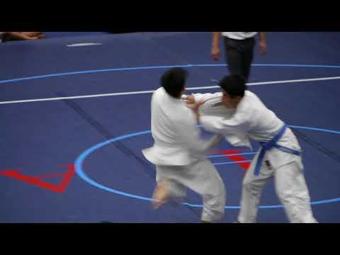 click2ED videos   176 JUDO Boys - Roosevelt vs Pearl City  4-14-18