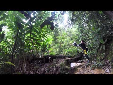Penang downhill fun ride 100515 (Malaysia)