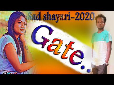 Gate!!santali Shayari Video-2020 !! Heart Touching  Breakup Shayari !! TUWAR VOICE !!  #08