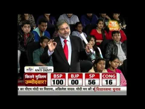 Exclusive Discussion On Muslim Vote Bank In UP Election