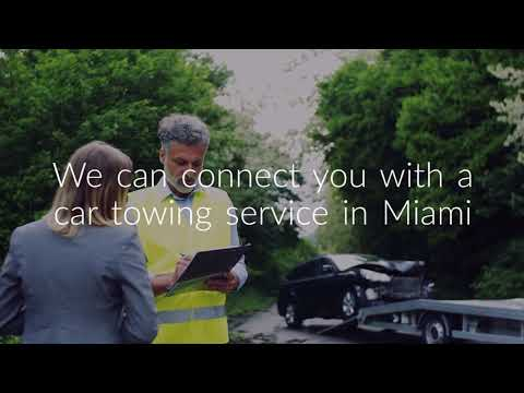 24/7 Tow Truck - Towing Service in Miami, FL
