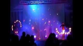 Празднование дня города Сочи - ФАЕРШОУ 24 ноября 12'