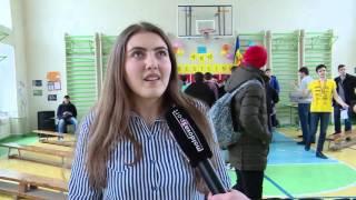 "ARM WRESTLING LA LICEUL ""SPIRU HARET""    MOLDOVA SPORT TV 1"