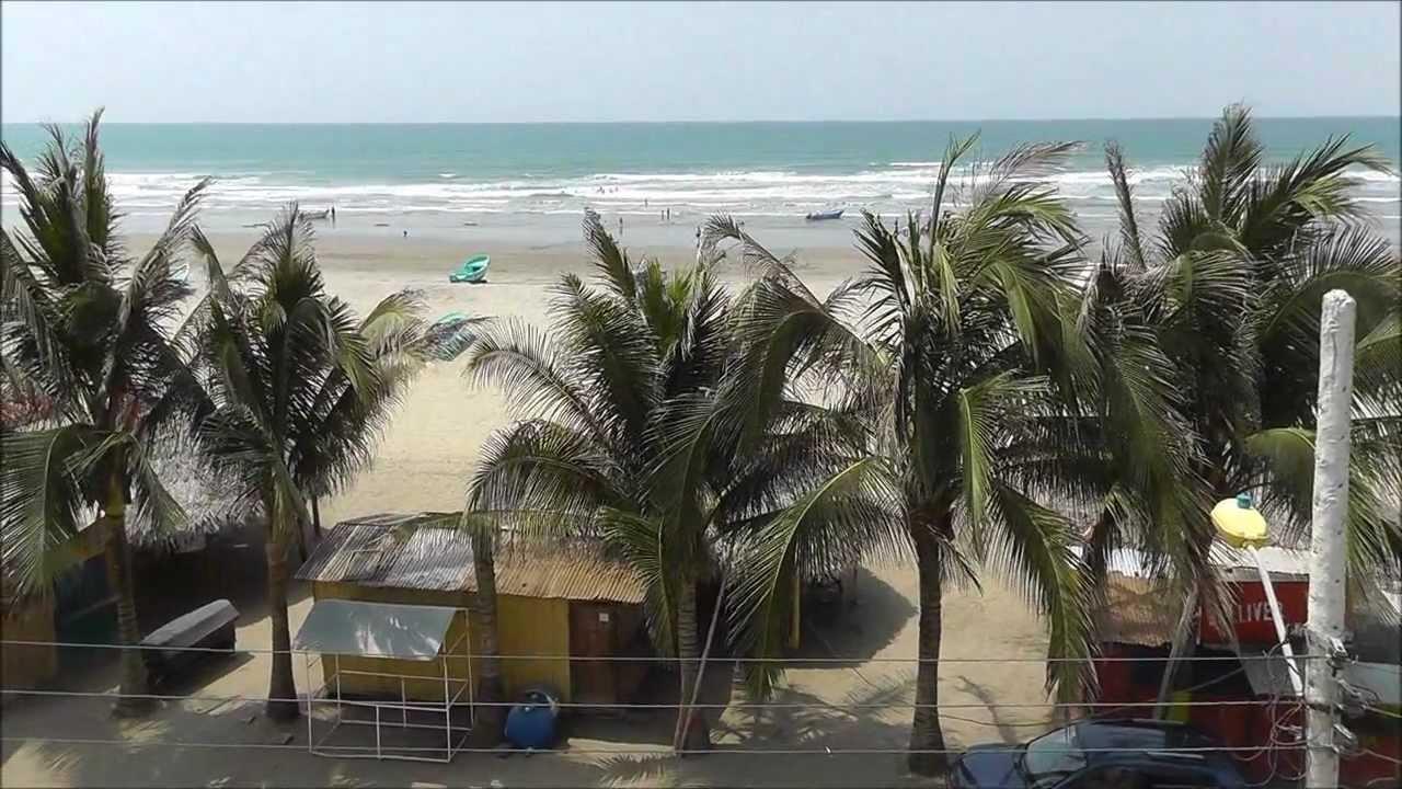 Video: Atacames, Canoa, Puerto Lopez, Ecuador 19-27 11 2011
