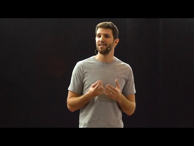 El trabajo remoto es el presente, y su base es la confianza | Damian Schenkelman | TEDxSanIsidro