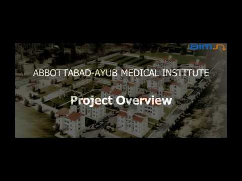 IBIMS 4D Modelling - Abbotabbat Project- Pakistan