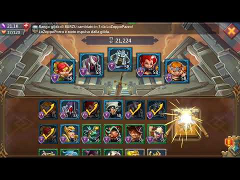 Lords Mobile - Stage 6-9 Elite