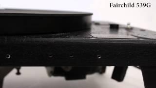 Fairchild 539G Transcription Turntable