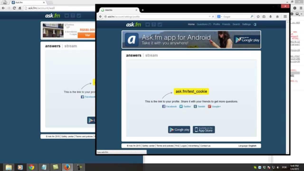 Ask fm app store