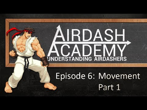 Airdash Academy ep.06 - Movement Part 1