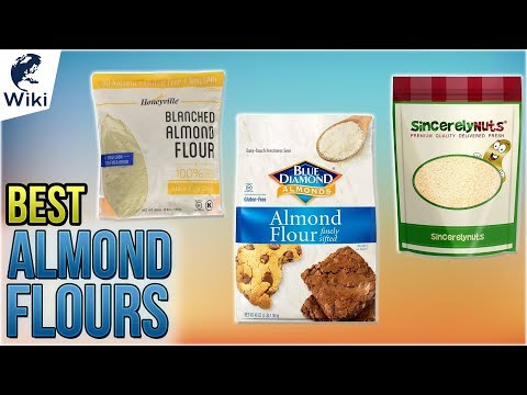 10 Best Almond Flours 2018
