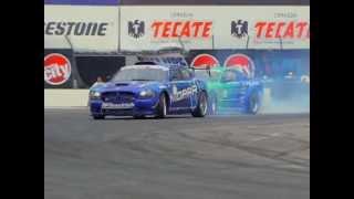 Formula Drift 2007 - Long Beach part 5