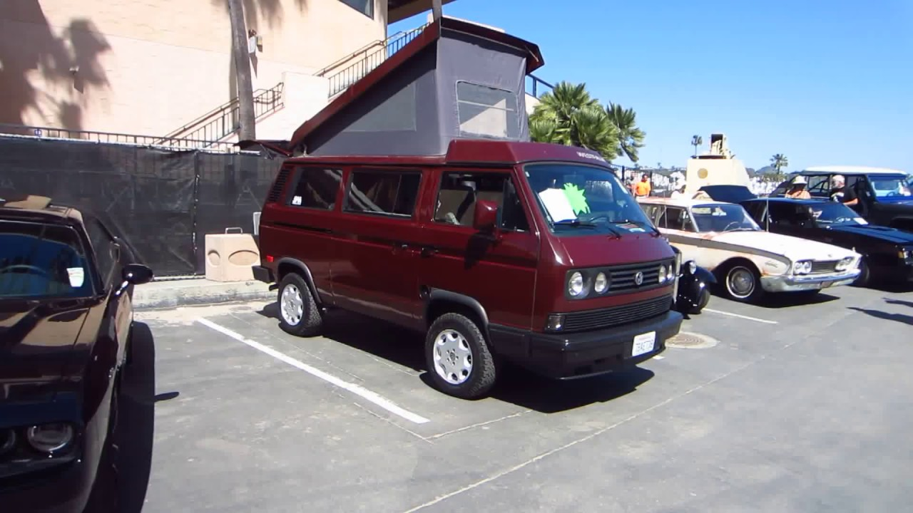 VW Camper Van 2017 >> Classic 1990 VW Westfalia R/V Van For Sale - Vanagon ...