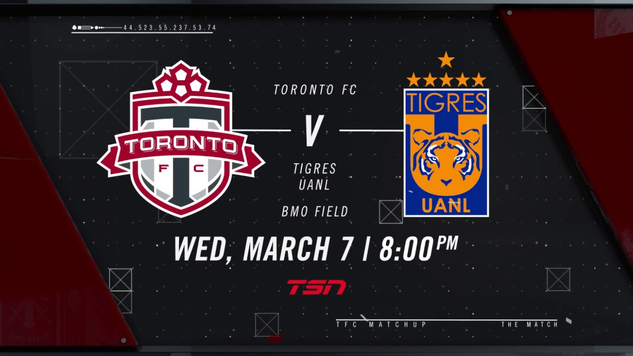 Match Preview Tigres Uanl At Toronto Fc March