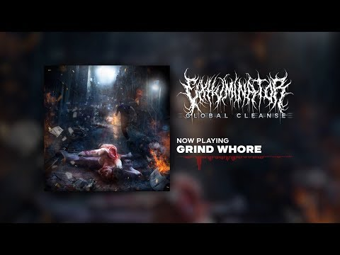 EXHUMINATOR - GRIND WHORE [SINGLE] (2019) SW EXCLUSIVE