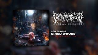 EXHUMINATOR - GRIND WHORE [SINGLE] (2019) SW EXCLUSIVE